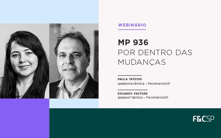 MP 936: especialistas debatem questões trabalhistas durante a pandemia