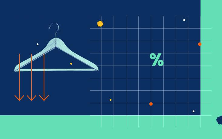 Vestuário é a atividade mais afetada pela pandemia e deve fechar o ano com queda de 25% no faturamento