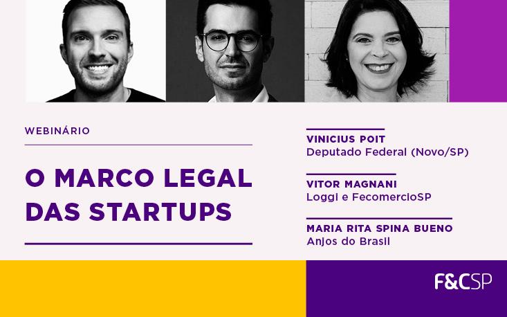 Marco Legal das Startups tem impacto positivo nos negócios; reveja nosso webinário