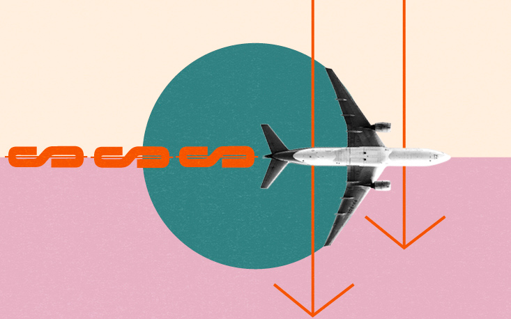 Queda expressiva do setor aéreo faz turismo brasileiro perder R$ 46,7 bilhões entre março e outubro