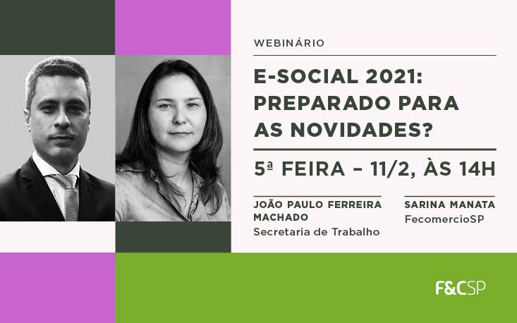 Entenda as alterações no eSocial em 2021