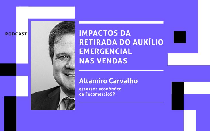 Fim do auxílio emergencial vai impactar no faturamento do varejo de São Paulo