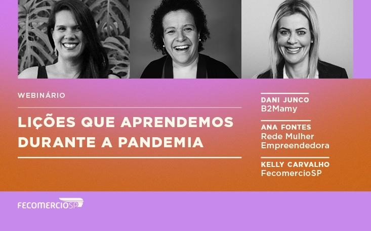 Mulheres se adaptam na pandemia para empreendedorismo feminino continuar a crescer