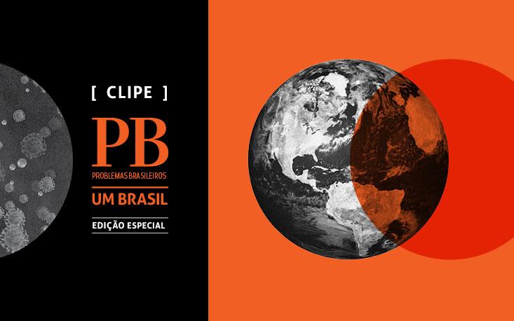 """""""Estamos todos em transição"""": parceria com o Canal UM BRASIL brinda leitores com edição especial da revista Problemas Brasileiros"""