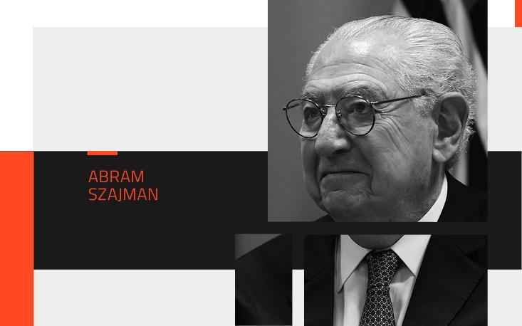 Reconstrução, por Abram Szajman