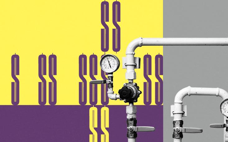Empresas inadimplentes com a conta de gás podem parcelar as dívidas até o dia 30 de abril