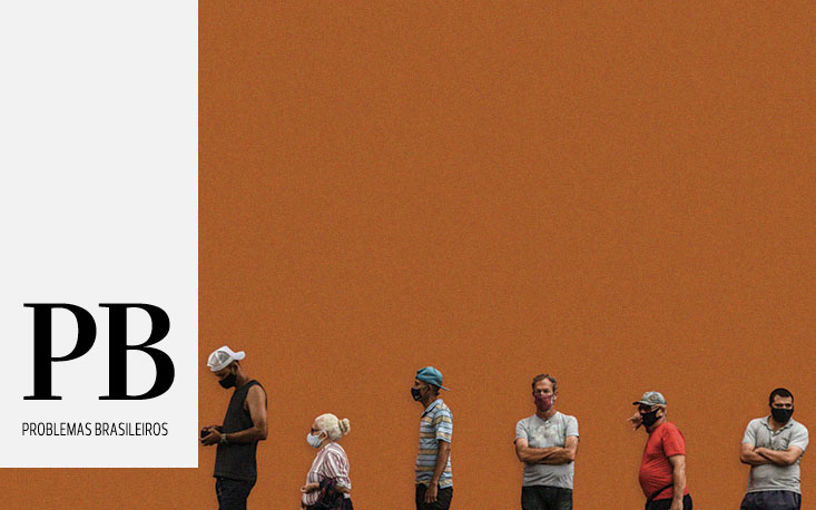 Fotografia do ambiente laboral brasileiro mostra quadro preocupante com alto desemprego