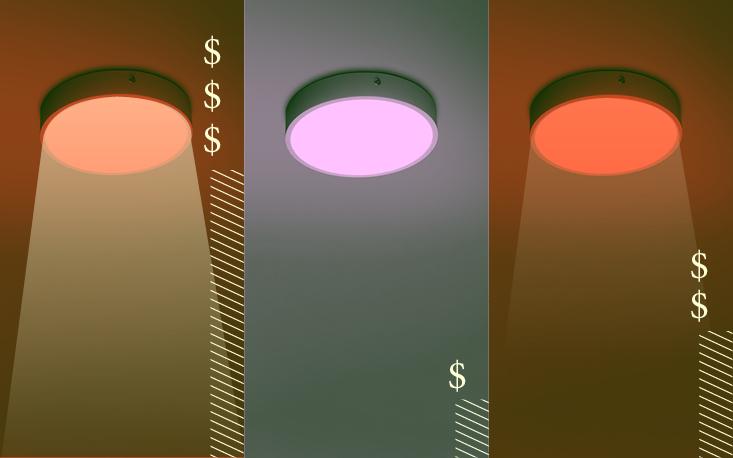 Grandes varejistas podem reduzir de forma voluntária o consumo de energia elétrica mediante compensação financeira