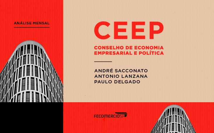 Crise de confiança abala fundamentos econômicos do País, avalia CEEP